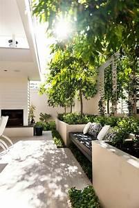 Künstliche Pflanzen Für Den Außenbereich : 110 garten gestalten ideen in city style wie sie den ~ Michelbontemps.com Haus und Dekorationen