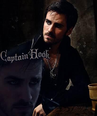 Hook Captain Upon Once Killian Jones Colin