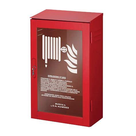 cassetta idrante uni 45 cassetta vuota per idrante antincendio classic fornid