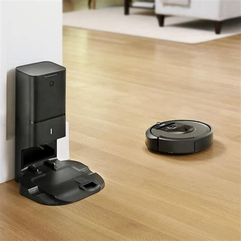irobot roomba  empties   dust bin imore
