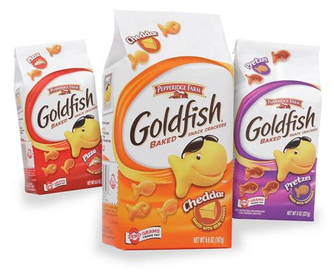 Pepperidge Farm Goldfish Logo Vector