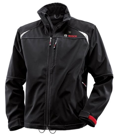 bosch heated jackets