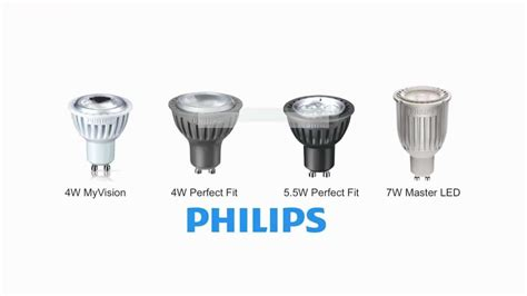 le led philips gu10 28 images philips 4 5w gu10 led spot par16 50 60 176 cool white 430lm l