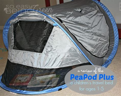 peapod plus travel bed 4 tips for overnight trips with a toddler a success