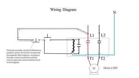 auxiliary contact wiring diagram 32 wiring diagram
