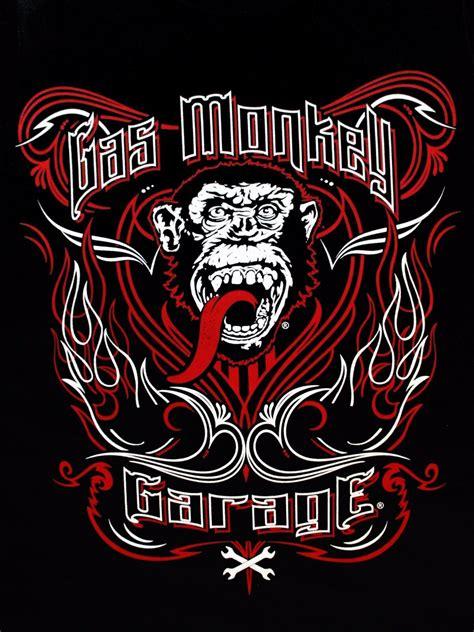 gas monkey garage tattoo keyline gmg kustom builds