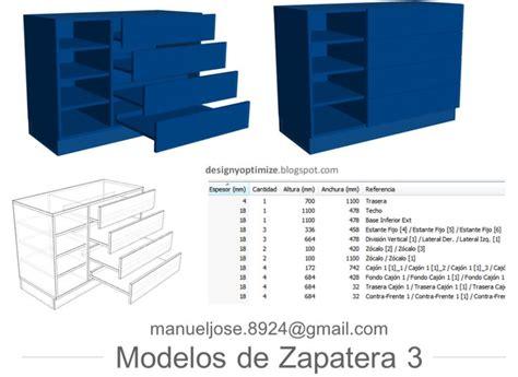 Designer Möbel Second by Holzm 246 Bel Design Bau Zapatera Mit Zeichnungen