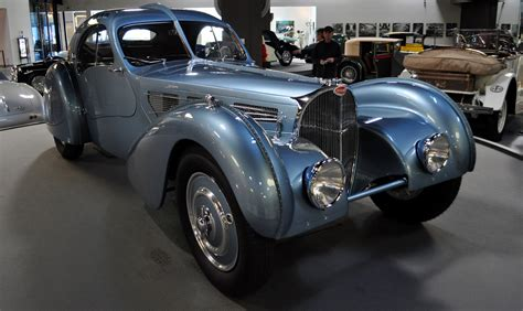 Jean bugatti had the second atlantic made for himself. Just A Car Guy: 1937 Bugatti Atlantic type 57SC, holds the ...