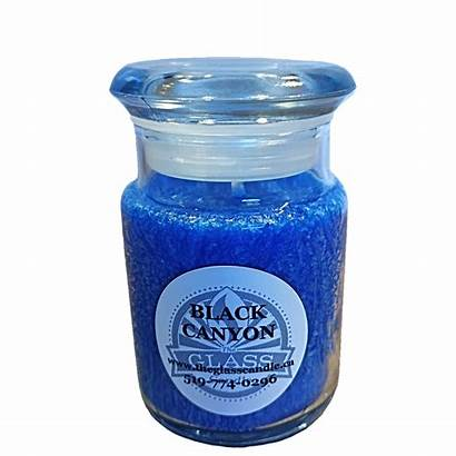 Jar Candles Scented Unscented Candle Glass