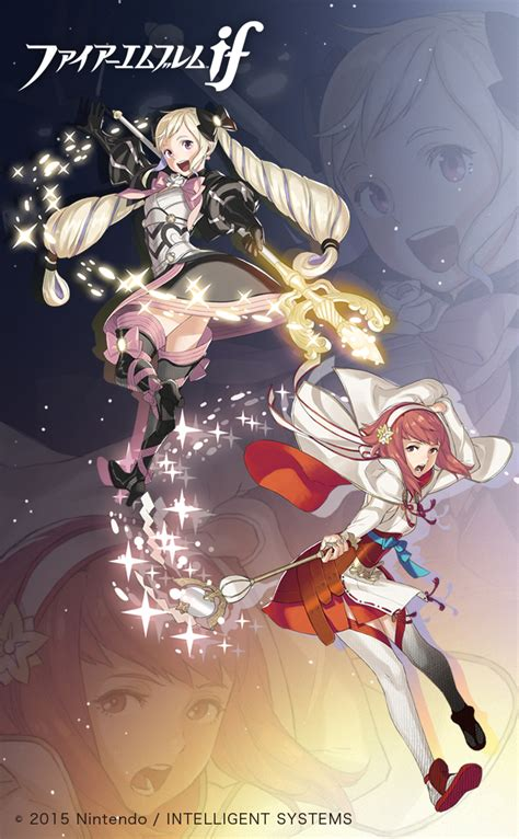 daily briefs march  fire emblem fates illustrations