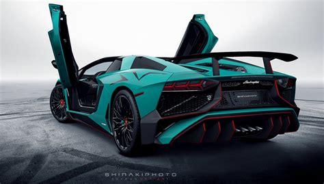 Lamborghini Aventador Lp750 4 Superveloce Roadster