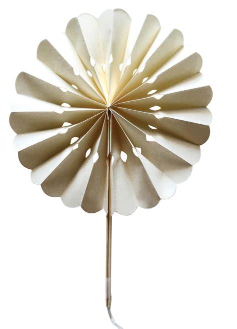paper hand fans bulk 8 quot beige ivory pinwheel paper folding hand fan for