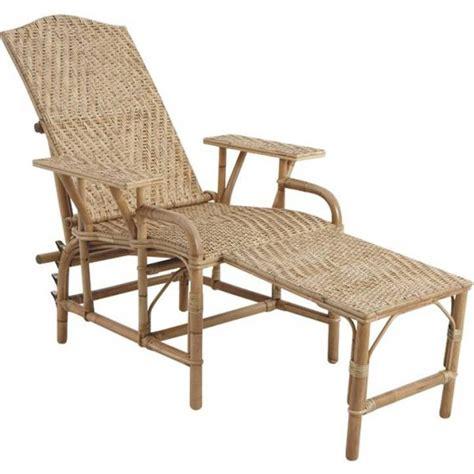 chaise longue rotin ancienne ces 7 riens qui vous changent un jardin 4 la chaise longue