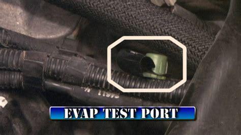 wells dodge evap smoke diagnosis  repair p p