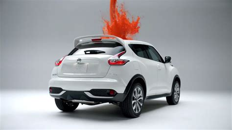 nissan juke accessories colour studio youtube