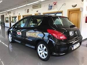 Peugeot 308 1 6 Hdi 110 Fap Sport Diesel Negro Con