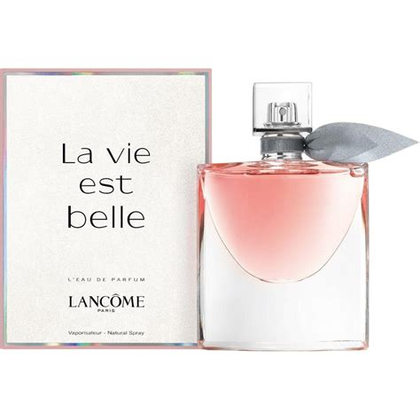 lanc 244 me la vie est belle eau de parfum su profumerialanza net