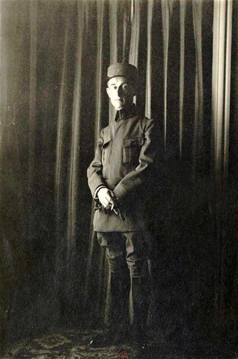 maurice ravel   soldier photo  der erste weltkrieg