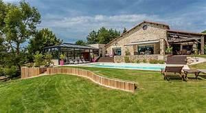 nos realisations de jardin et amenagement d39exterieur en With amenagement de jardin avec piscine