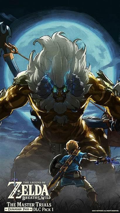 Zelda Breath Wild Legend Mobile Link Phone