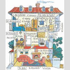 Vocabulario  La Casa Y Los Muebles Hiperguay