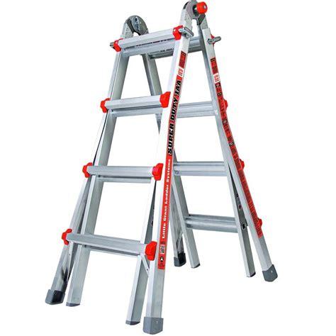 Little Giant Ladder Systems Super Duty 17 Ft Aluminum