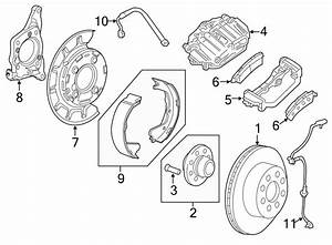 2015 Abs Wheel Speed Sensor  Rear   Wheels  Dual  Brake