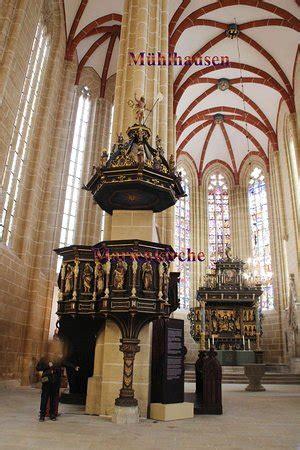 marienkirche muehlhausen aktuelle  lohnt es sich