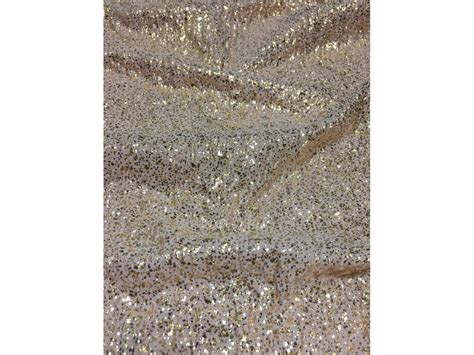stretch foil bodré crinkle metallic foil stretch fabric gold