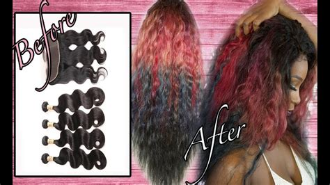 How To Ombre Your Hair! Ombre Magic Hair Coloring Tutorial