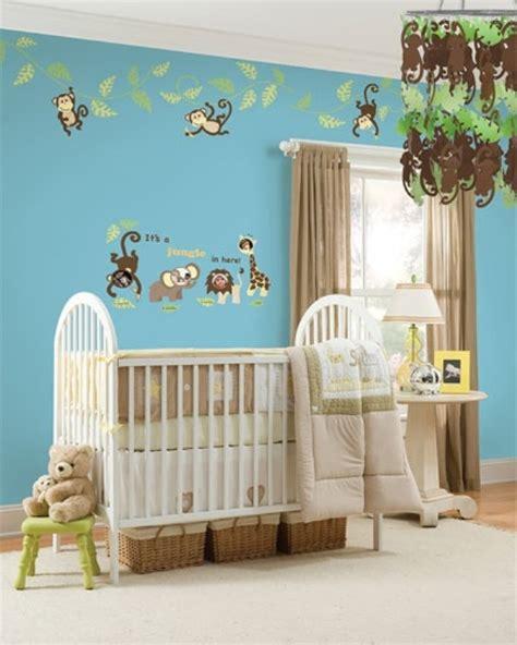 Baby Zimmer Deko by 15 Einrichtungsideen F 252 R Dschungel Kinderzimmer Und Safari
