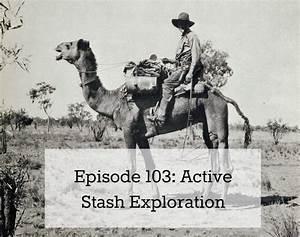 Episode 103: Active Stash Exploration