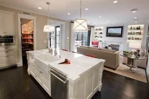 kitchen sink island sink and dishawasher in kitchen island contemporary kitchen spinnaker development