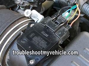 Ford Taurus Maf Sensor Location  Ford  Free Engine Image