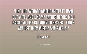 Average American Quotes. QuotesGram