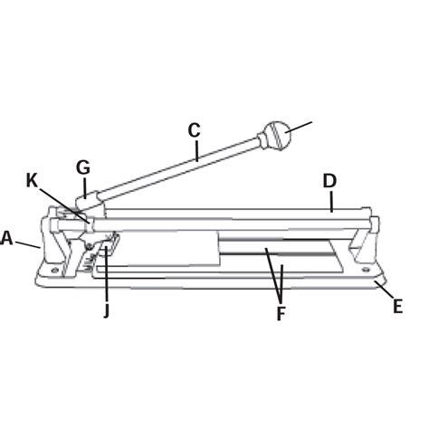 Qep Tile Cutter Spares by 10267 Qep Tile Cutter Repair Parts Qepparts