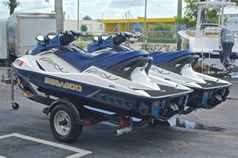 Used 2005 Sea-doo Gtx 4-tec Boat For Sale In West Palm