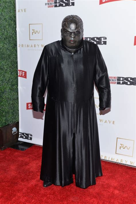 robot version  cee lo green dipped   gold