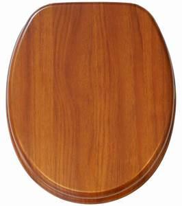 Wc Sitz Holz Absenkautomatik : wc sitz toilettendeckel klodeckel klobrille deckel toilettensitz holz mahagoni ebay ~ A.2002-acura-tl-radio.info Haus und Dekorationen