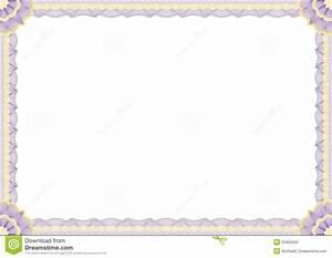 Customizable Award Certificates Certificate Border Stock Photo Image 53455942