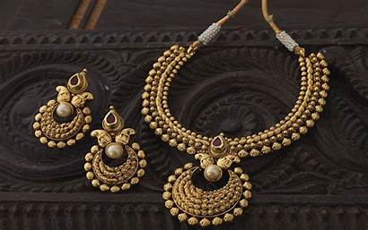 Wallpapers Necklaces Gold Jewellery Earring Latest