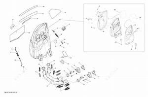 Ski Doo 2014 Tundra - Lt 600ace Xp  Exhaust System