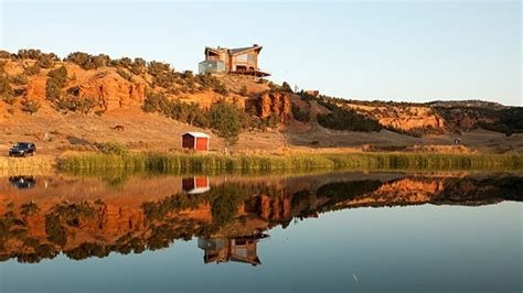 ranch reflet sleep ten wyoming wilderness lodges stay fishing charitybuzz