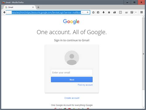 Www Gmail Login Home Page by Beware New Sophisticated Gmail Phishing Attacks Ghacks