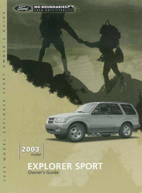 oem maintenance owners manual bound  ford truck