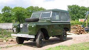 Land Rover Series Ii  Iia Buying Guide