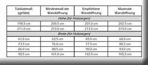Trockenbau Tür Einbauen : innent ren ma e zargen ~ Frokenaadalensverden.com Haus und Dekorationen