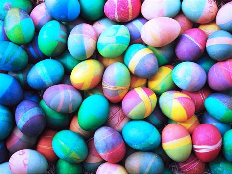 colored easter eggs cig icg easter recess save the dates and climate change and monuments conference