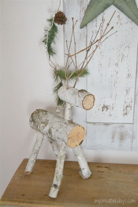 outdoor wood reindeer patterns woodworking projects plans