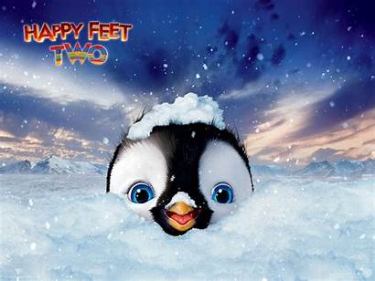 Happy Feet Wallpapers Penguin Christmas Penguins Movies